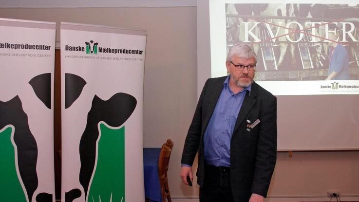 Danske Mælkeproducenter holder generalforsamling og jubilæum