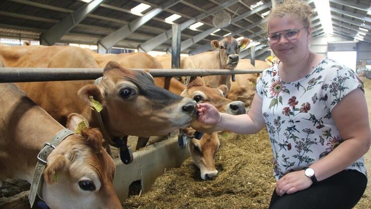 - Jeg er megastolt af at være dansk landmand