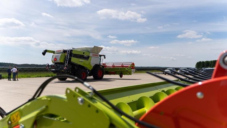 Flere end 200 mejetærskerpiloter er nu klar til høsten