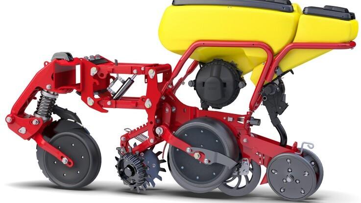 Väderstad lancerer nyt stophjul til Tempo rækkesåmaskinen