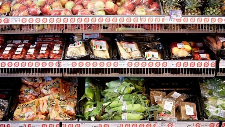 Markant stigning i salget af øko-fødevarer under krisen