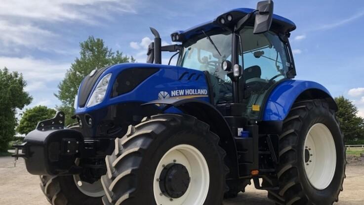 Traktorer og udstyr stjæles i England