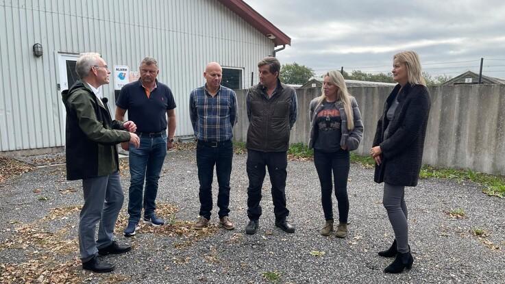 Minkavlere efterlyser ekspertøjne på vurdering af fremtidig minkhold