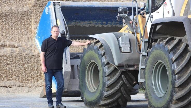Stor belastning på nye læsse-dæk