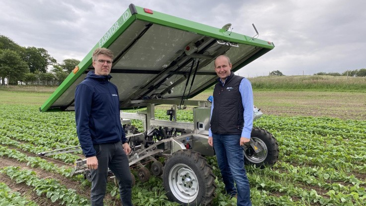 Dalum Landbrugsskole investerer i robotteknologi