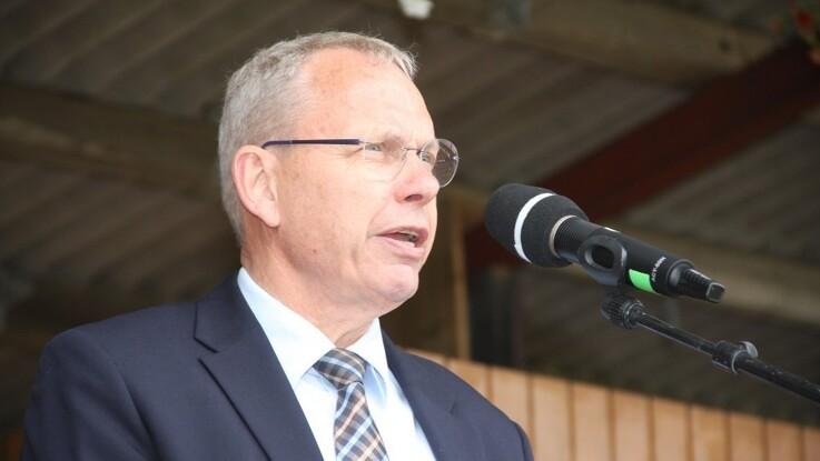 Merrild sender ros til landmænd og minister