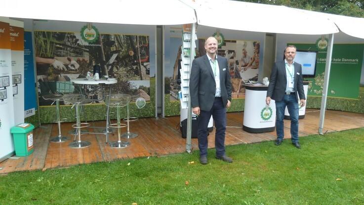 DM&E på grøn fagmesse