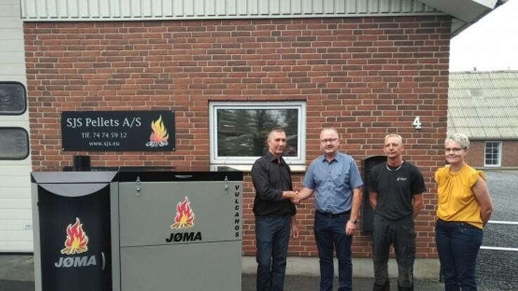 CN Maskinfabrik overtager Jøma Stoker