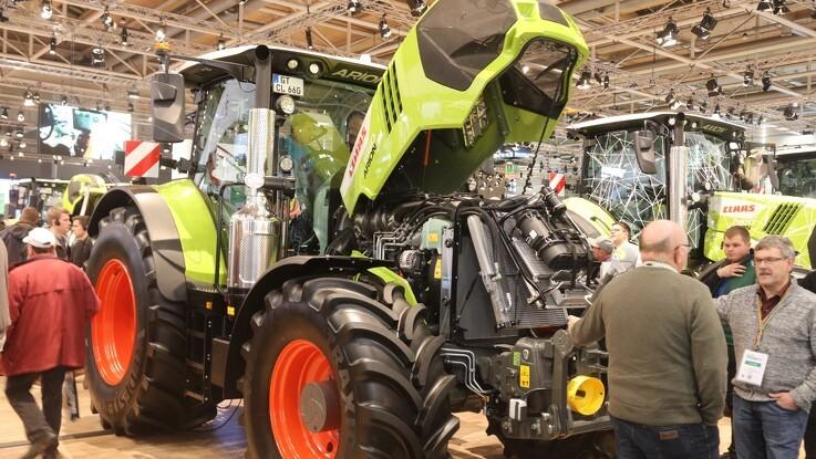Tysk traktorproducent klar til Stage V krav