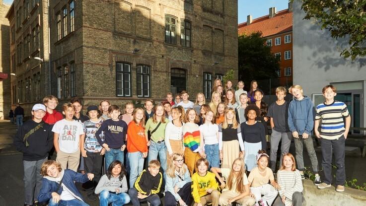 Københavnerbørn skal en tur på landet