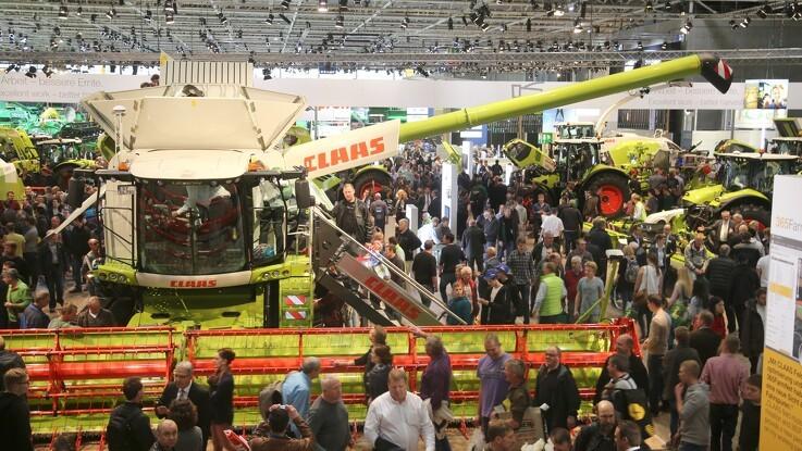 Maskin-mekka åbner på søndag i Hannover