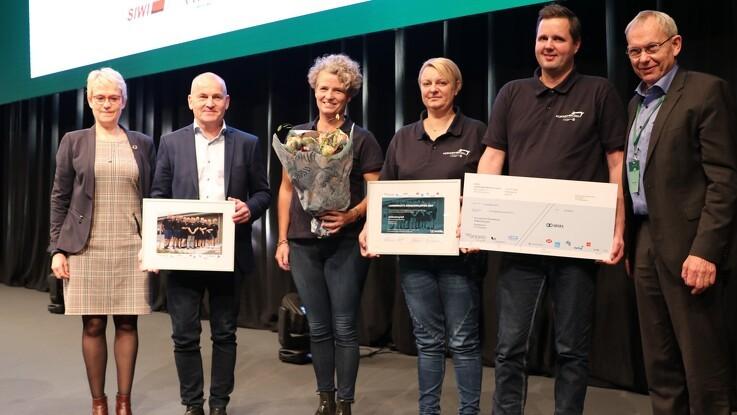 Kokkenborg vinder 'Landbrugets Arbejdsmiljøpris'