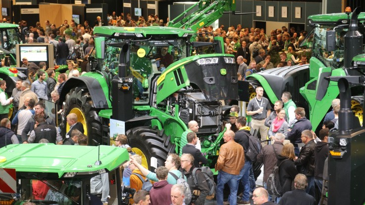 450.000 besøgte Agritechnica