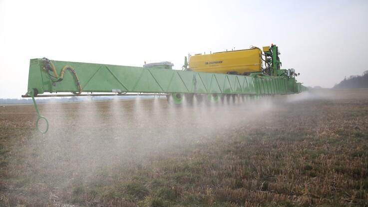 Formænd: Glyfosatforbruget skal bringes ned nu