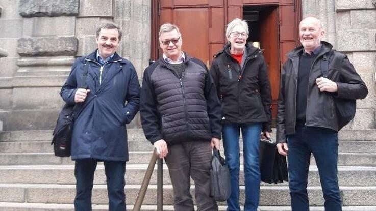Midt- og østjyske landbrugsforeninger møder Miljø- og Fødevareudvalget