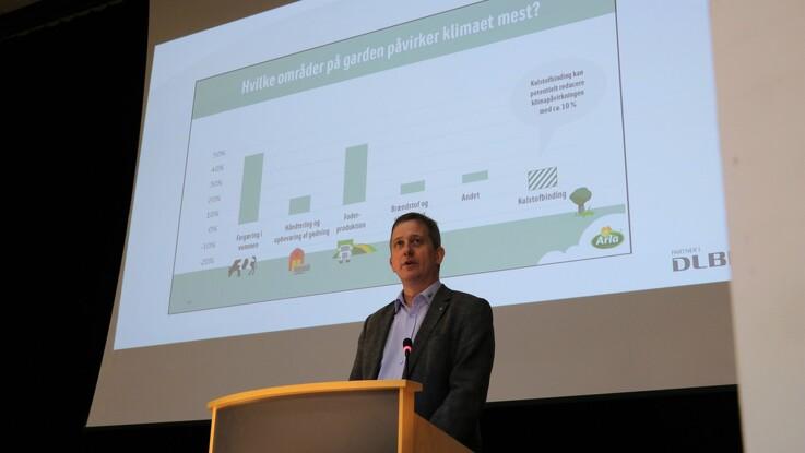 Mælkeproducenter ønsker et bæredygtigt landbrug
