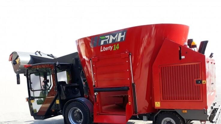 RMH opgraderer foderblander