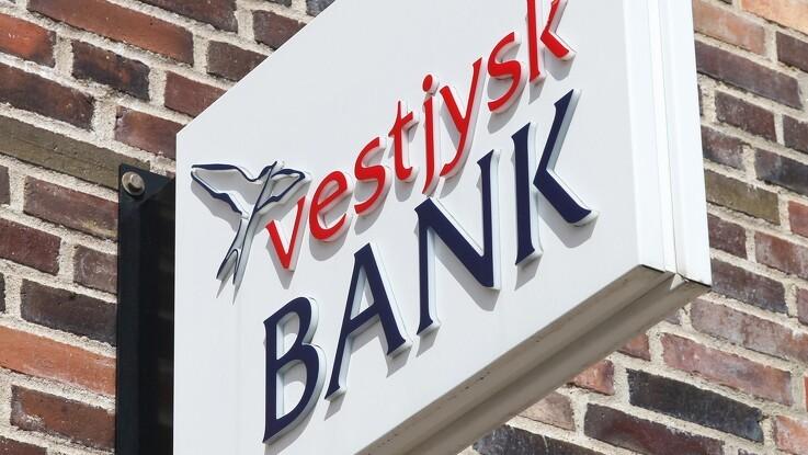 Vestjysk Bank lander overskud på 478 mio. kr.