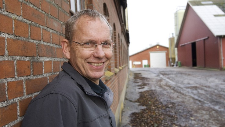 Landbrugs-boss gæster Djursland