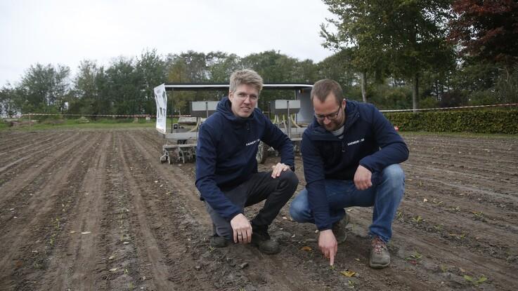 Stor succes for dansk robot i udlandet