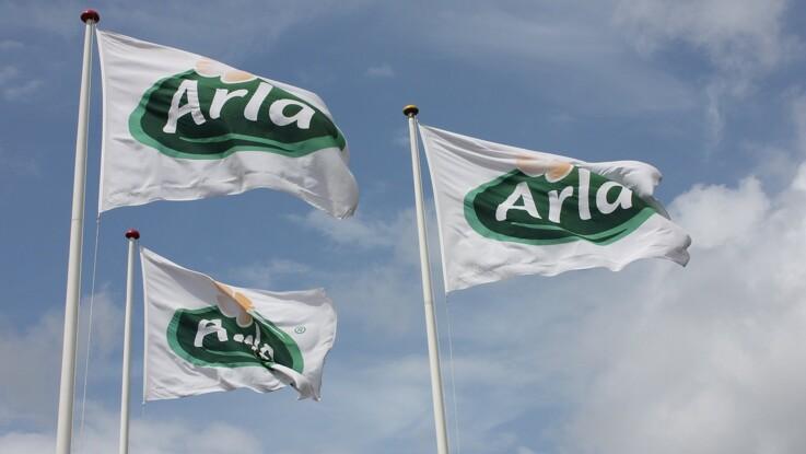 Arla lancerer tre plantedrikke og et nyt brand