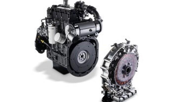 FPT Industrial præsenterer ny F28 Hybridmotor på Conexpo