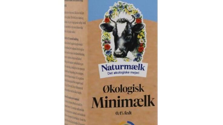 Klage over Naturmælk for vildledning