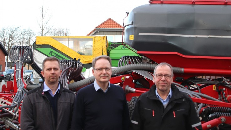 Stroco Agro og Powtec bliver til WekoAgro Machinery