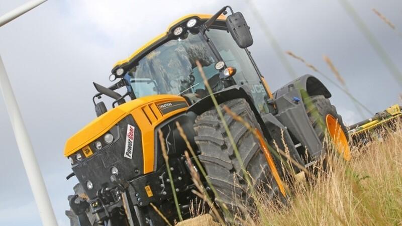 Ny JCB er målrettet landbruget