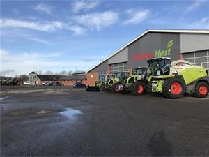 Traktor Høst - Hvam