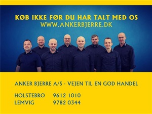 Anker Bjerre A/S - Holstebro