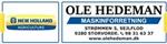 Ole Hedeman Maskinforretning