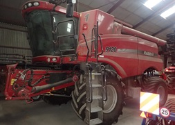 Case IH 9120 AXIAL FLOW GPS