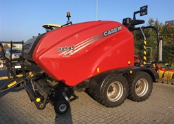 Case IH RB 545 silage pack Demo