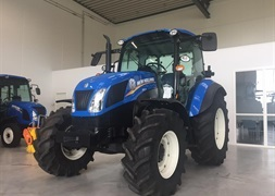 New Holland T475 S Evt med frontlsser