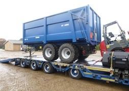 Baastrup KBES 14 eller 16 tons
