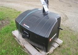 900 kg Saphir
