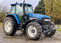 New Holland 8160 Liebhaver traktor 944 timer
