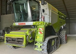 CLAAS LEXION 780 TT 4WD