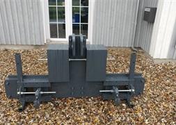 Allround vgtklods Vision 1220 kg