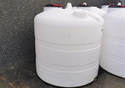 2500l godkendt tank til vand addblue flydende gdning mm