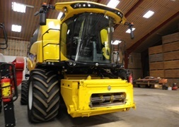 New Holland CR980 REVELATION Med nyt 35 fods Variobord