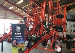 Kuhn GA 9531 Master drive