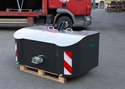 Fliegl 1800 kg FRONTVGT