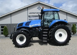 New Holland T8390 TerreGlide  6ton frontlift