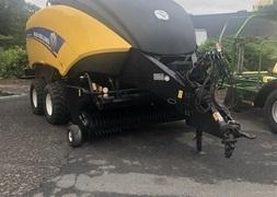 New Holland BB 1290 crop cutter F baller