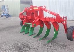 Unia 6 t Plow