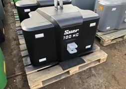 Suer 700kg kompakt frontvgt  wwwsuerdk