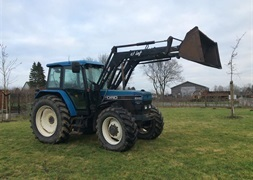 Ford New Holland 8340 SLE