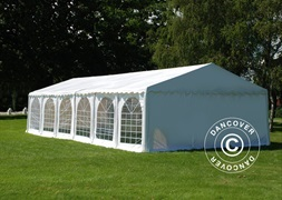 Dancover Telthal Dancover Partytelt SEMI PRO Plus CombiTents 8x12  Havetelt Festtelt Party telt Marquee